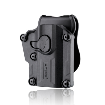 Cytac Gun holster Tactical Holster Versatile To Fit More Than 100 Gun Brand With Drop Leg Platform Outdoor Gear