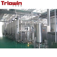 Mini milk to powder milk making machine producing processing line