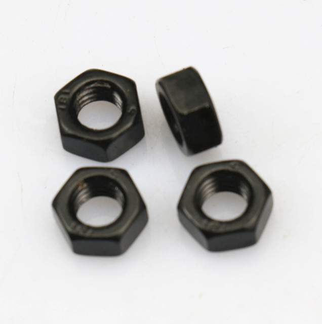 10 tornillos hexagonales tuercas dentadas de bloqueo M10 x 90 acero inoxidable A2 resistencia clase 70