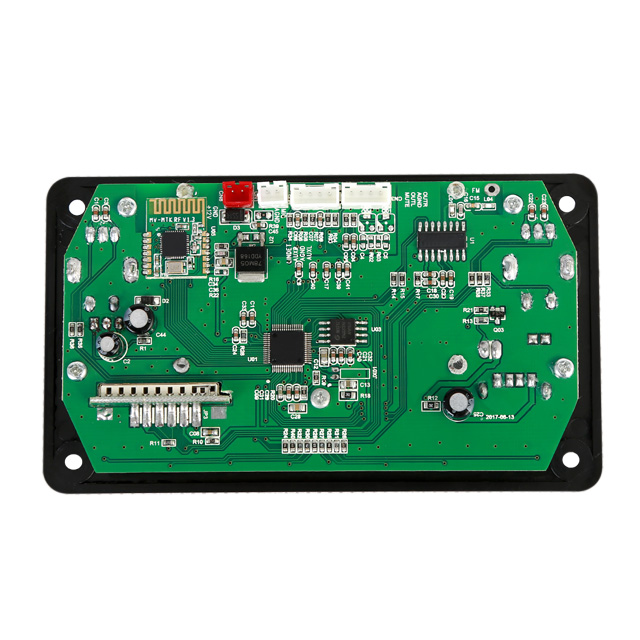High Quality MP3 Module BT USB SD MP3 Player Module Decoder Circuit Board Dot Matrix LCD TDM-157