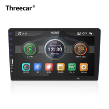 Billiger Günstige Auto Multimedia 9 zoll <span class=keywords><strong>1Din</strong></span> für Multimedia-Player Auto MP5 Player mit Spiegel link ISO & Android