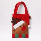 christmas Candy bag for Holiday Wedding Party Decoration supplies Hook Ornament Craft Gifts