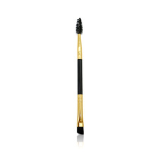 Pro Serie Private Label Double Ended Eye Brow Make-Up Borstel
