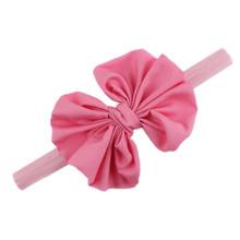 Украшение для детей, повязка на голову, повязка для малышей волос с цветочным узором и бантом, обручи на голову для детей, девочек платье с ба...(Китай)