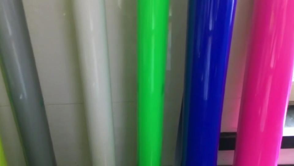 Wholesale Sample Free PVC PU Heat Transfer HTV Vinyl for Shirts Printing