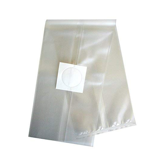 Bulk Spawn Grow Bags/transparent  Polypropylene Mushroom Cultivation Bag pp Filter Mushroom bag