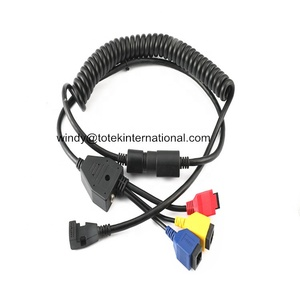 over mold wire harness and cable assembly