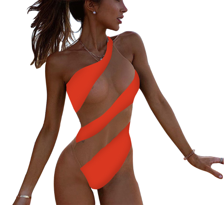2020 <strong>New</strong> Private Label African Swimwear Women <strong>Sexy</strong> <strong>Bikini</strong> One Piece Swimsuit