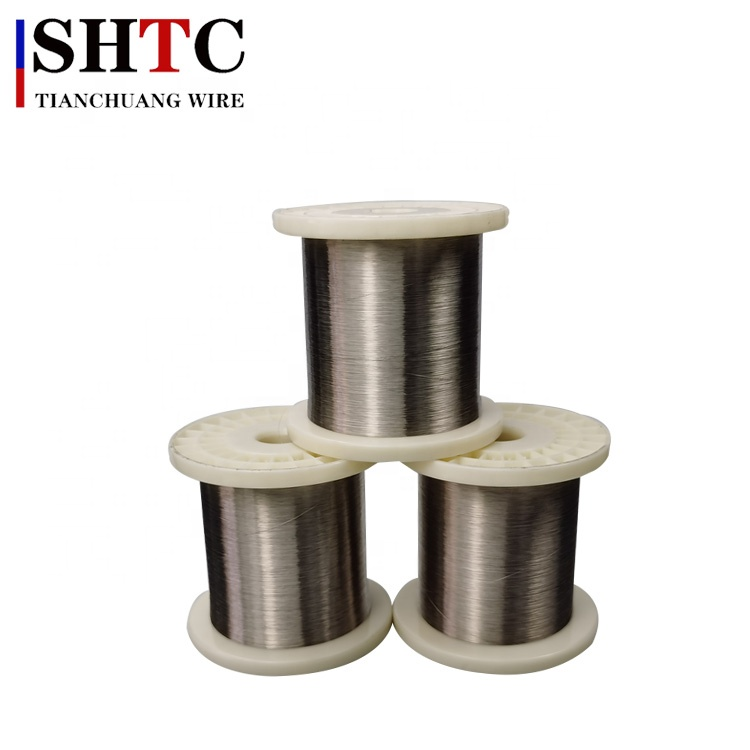 High Quality China Wholesale Silver Plated Copper Wire