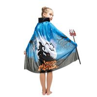 Factory direct sale womens cloak good quality halloween cloak