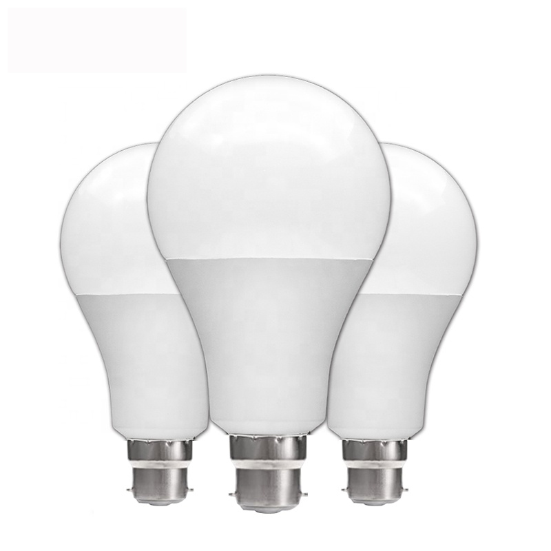 Manufacturer direct sales LED <strong>bulb</strong> plastic-clad aluminum energy-saving <strong>bulb</strong> indoor lighting E27 screw <strong>bulb</strong> B22