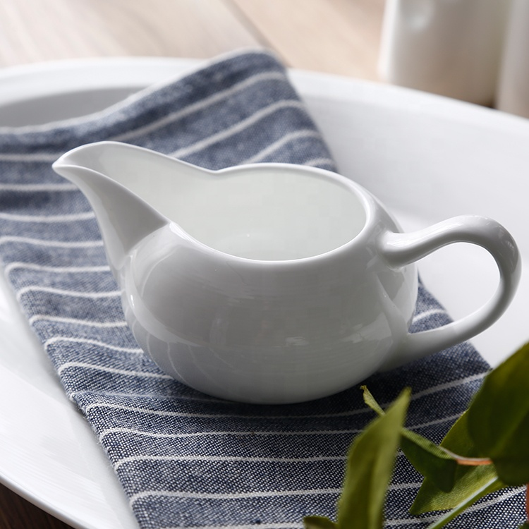 ceramic gravy boats