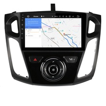 HTNAVI GPS Navigation 7 inch Android 9.0 Octa core Car DVD Player Cho Tập Trung 4 + 32G <span class=keywords><strong>2012</strong></span> 2013 2014 2015