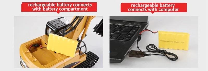 Huina 1572 1:14 15CH rc crane truck Radio Control toys