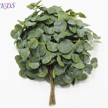 artificial plant green plastic simulation tree leavef for outdoor fake tree artificial the maple leaves banyan leaves