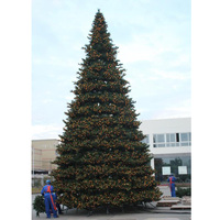 High Quality 5M 10M Giant Christmas Tree for Christmas Holiday Celebration