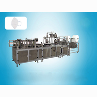 Cheap cotton face mask making machine for kn95/n95/kn94/n94