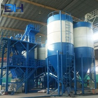 10-30T/H Powder coating manufacturing plant ready mixed mortar machine