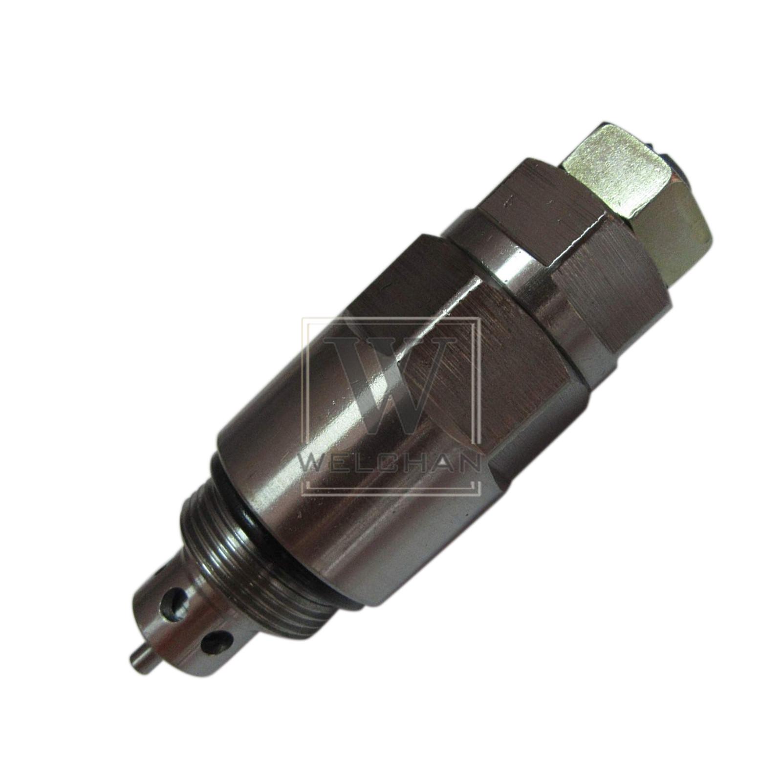Pressure Relief Valve 4358914 for Hitachi EX200-5 EX210H-5 EX230-5 EX270-5