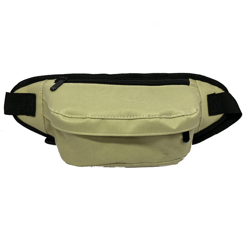 Large wholesale canvas chest Festival women rave pink water proof custom logo mini leather oxford camo fanny pack