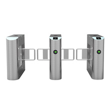 K202QK CUSTOM ความปลอดภัย Bi-Directional Access Control ประตู Swing turnstile Barrier