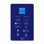 Card Manufacturer-Direct Pricing Supply PVC RFID Hotel Key Card For World Of Hyatt Hotel