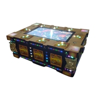 Casino Arcade Igs King Of Treasure Plus Big Profit 3D Indoor Fish Hunter Shooting Game Machine For Sale