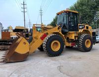 Fuel-efficient cat machine 966H wheel loader for sale, used CAT loader at low working hours