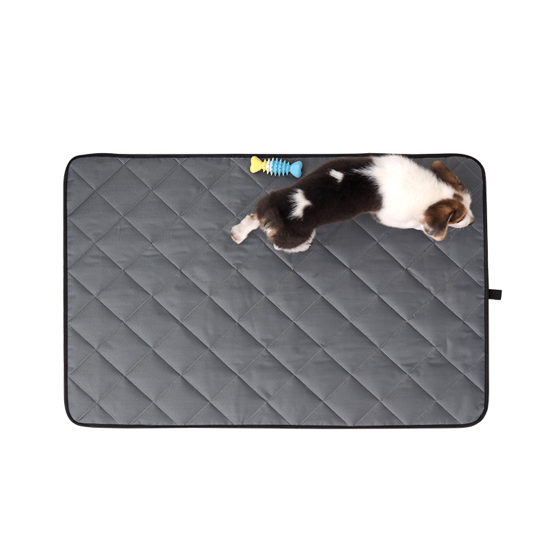 Commercio all'ingrosso di alta qualità pet car seat cover pet pad cane dispos pet pad letto