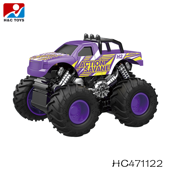 Best sale small size 4 wheel cross-country die cast car toy alloy metal HC471122