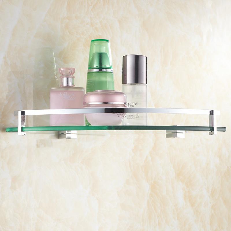 Mensole Di Vetro Angolari.Montaggio A Parete Bagno Mensola Angolare In Vetro Con Vetro