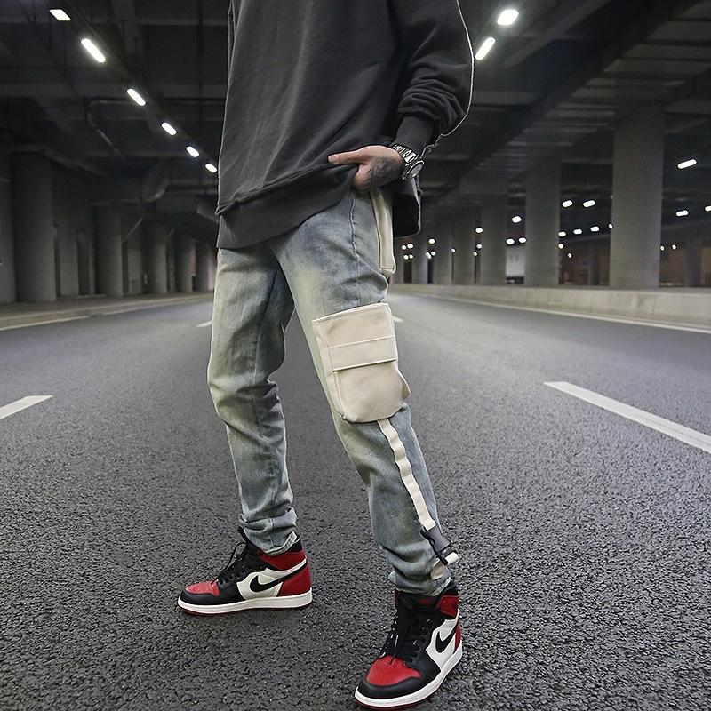 Oem Nuevo Jeans Estilo Contenida Hombres Dropshipping Exclusivo Skinny Urbana De Carga De Los Hombres Pantalones Vaqueros Buy Pantalones Vaqueros De Carga Para Hombre Vaqueros Ajustados Urbanos Para Hombre Vaqueros Ajustados Personalizados Product