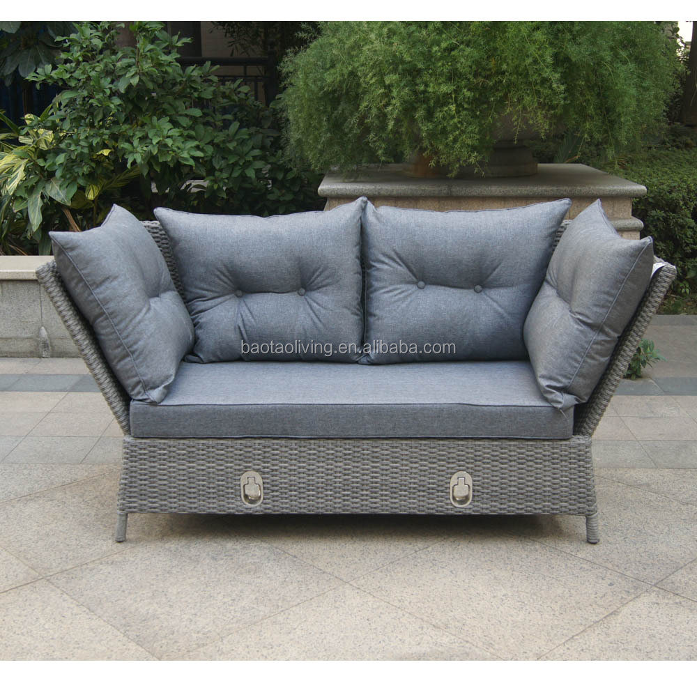 Outdoor Patio Couch Set, French Grey Rattan Outdoor Loveseat High Back Sofa Buy High Back Sofa Outdoor Loveseat Rattan Loveseat Sofa Product On Alibaba Com