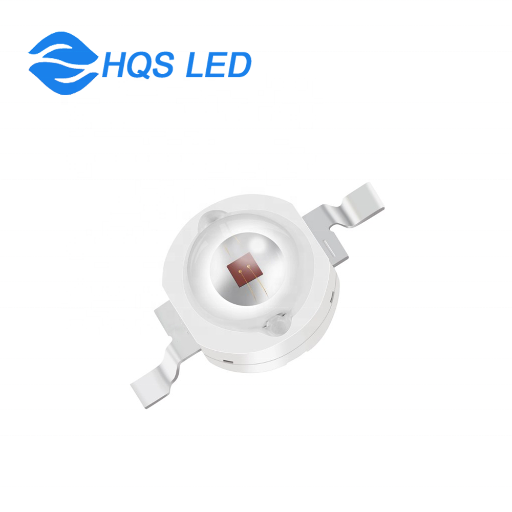 Far Red Deep Red Light High Power 1W LED Diode 660nm