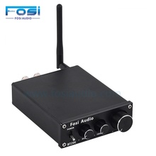 2 canal Receptor Bluetooth 4.2 Stereo Audio Power Amplifier Mini Hi-Fi Home 50w * 2 BT20C