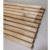 Factory Wholesale price 22 mm 25mm varnished wooden handle broom for house cleaning