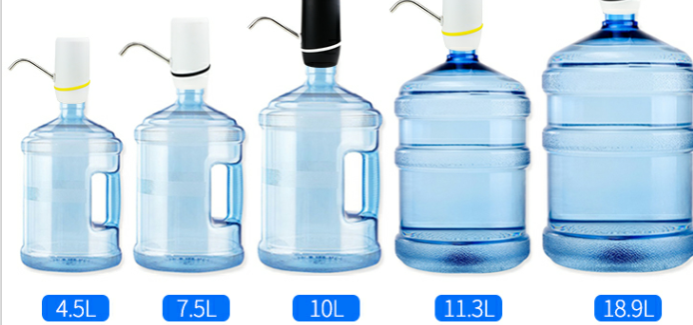 USB Charging Automatic Drinking Portable Electric Waterpump Dispenser gallon  drinking bottle water pump for Bottle Switch