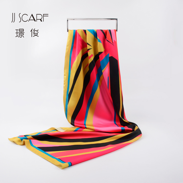 Manufacturers fashion ladies 100% foulard Indonesia muslim chiffon hijab