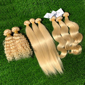 cheap raw human 613 virgin Russian blonde hair bundles,613 virgin brazilian straight hair,613 blonde human hair weave extensions