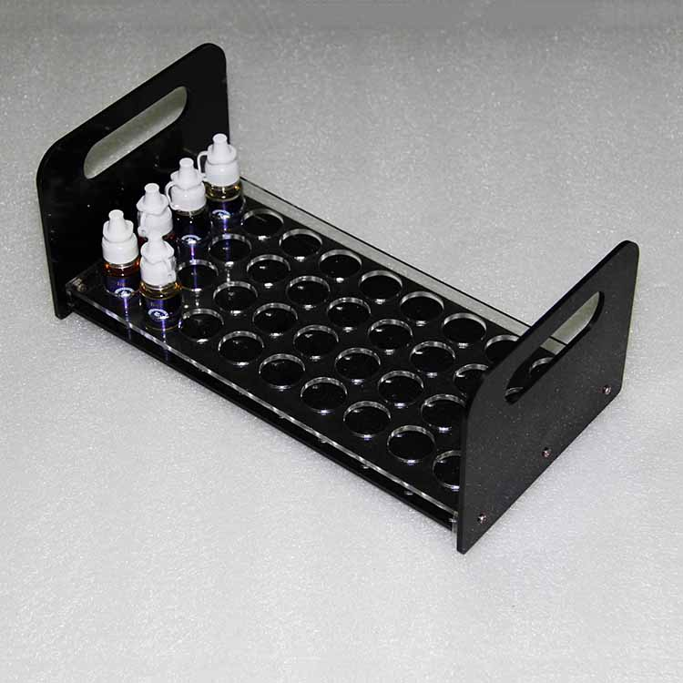 Wholesale nail polish display stand bottle display stand e liquid rack