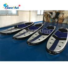 Deportes de agua inflable tablas de surf suave Top Stand Up Paddle Boards cena para adultos