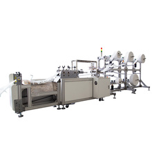 Semi Automatique Contour D'oreille Masque Médical Machine <span class=keywords><strong>Ligne</strong></span> <span class=keywords><strong>de</strong></span> <span class=keywords><strong>Production</strong></span>