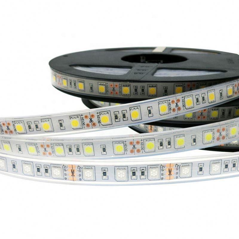 Brand new!!!3528/5050/5630 smd 60leds/m 5050 ultra thin led strip