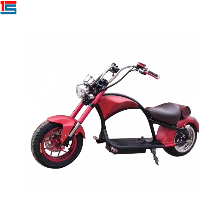 two wheel  scooter citycoco 1500w