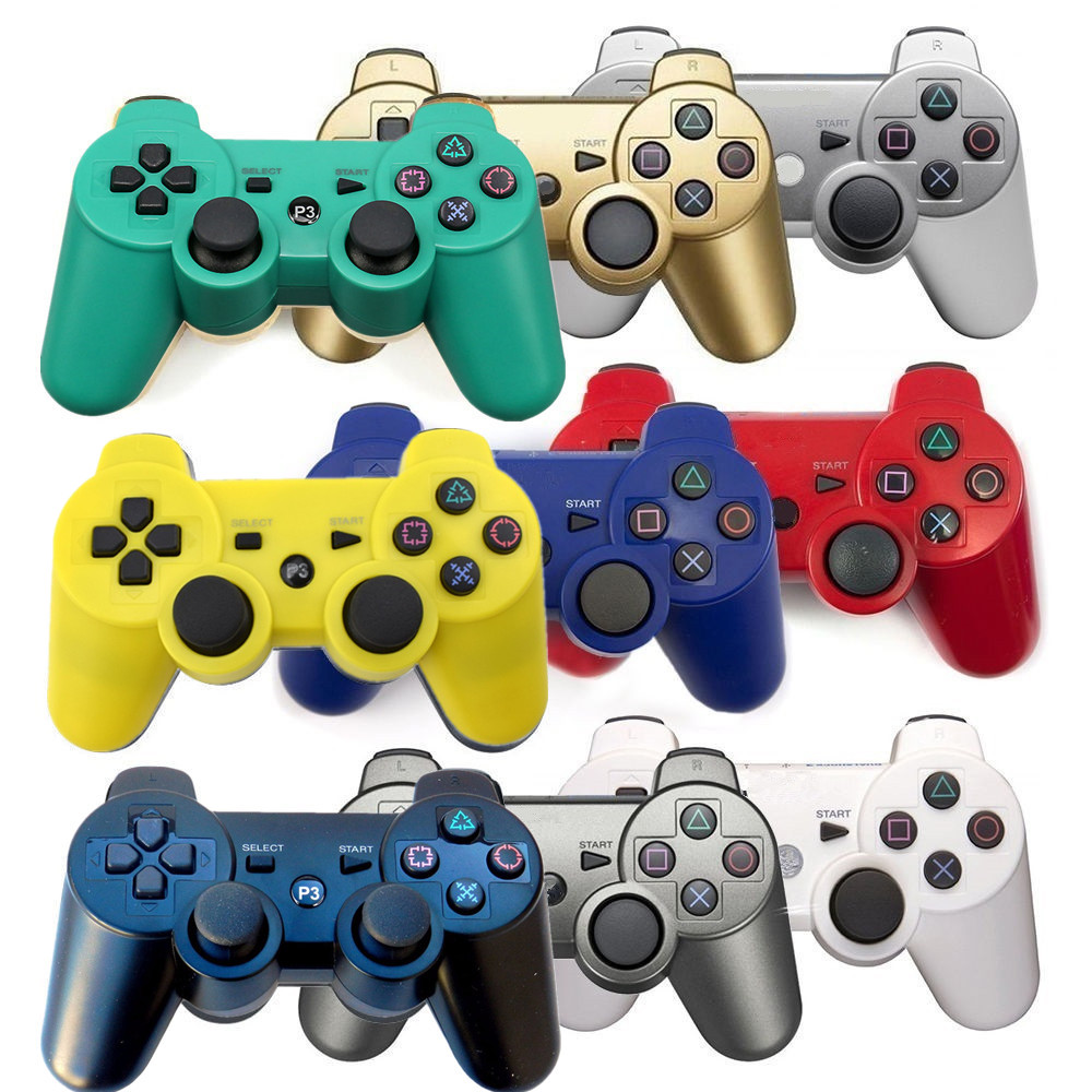 2020 Wireless Gamepad For PS3 Controle Game Console Joystick Remote Bluetooth Controller