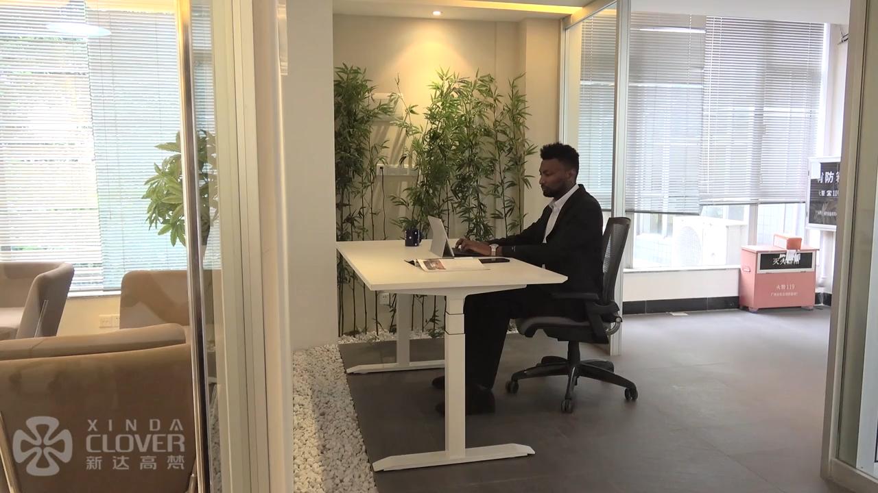 Современная стойка для сидения стол телескопический дизайн подъемный стол компания регулируемый стол