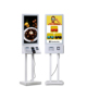 SMDT 15.6 inch self service payment kiosk with coin cash acceptor for restaurant