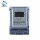 1 Phase 2 Wire Smart Prepaid Electricity Meter