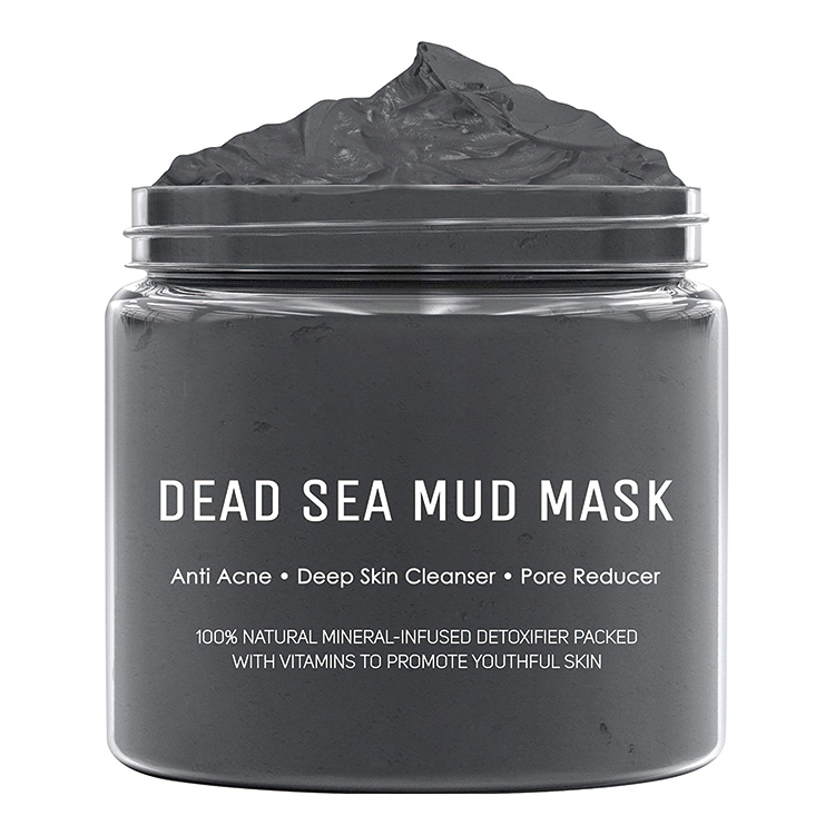 FDA approved anti-wrinkle OBM herbal dead sea mud mask for face