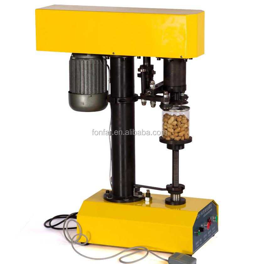 Ce規格イチゴジャム充填キャッピング機、フル自動/コーヒー醤油充填キャッピング機